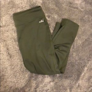 Olive BCG leggings